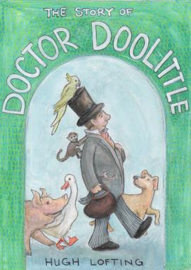 Book Cover Doctor Doolittle