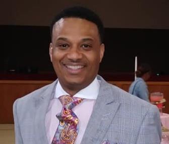 Pastor Charles Cofield, Jr.