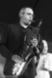 Josh Kemp at Ealing Jazz Festival