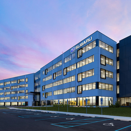 Subaru of America Camden Campus wins ASCE NJ 2019 Project of the year!