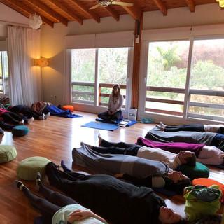 Fin de semana Mindfulness Delta de Tigre