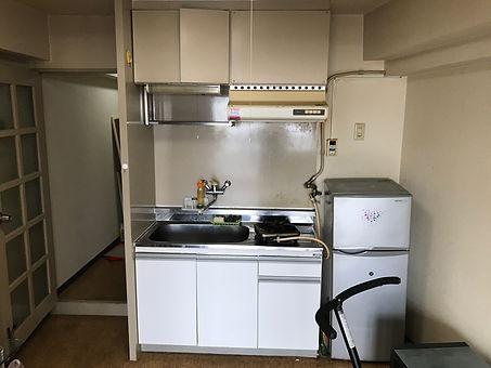 東京リビングスタイル リフォーム1 ビフォー.JPG