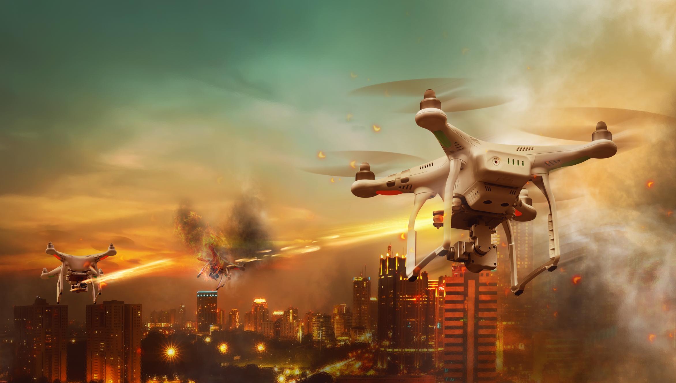 Joy Drones