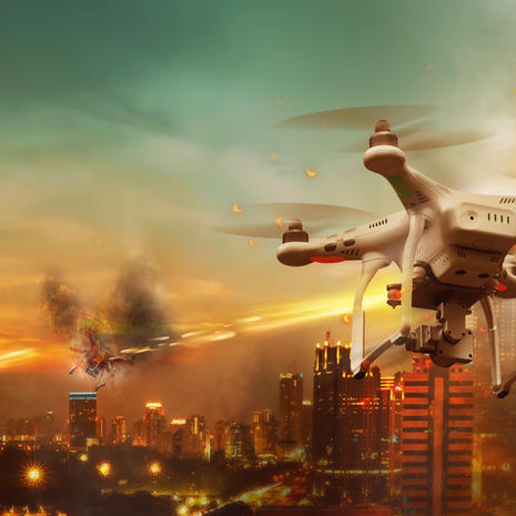 Drone Airspace Management