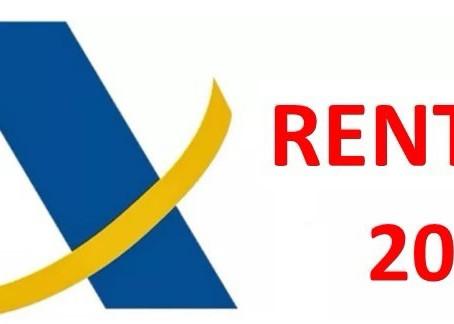 Inicio Campaña Renta y Patrimonio 2020