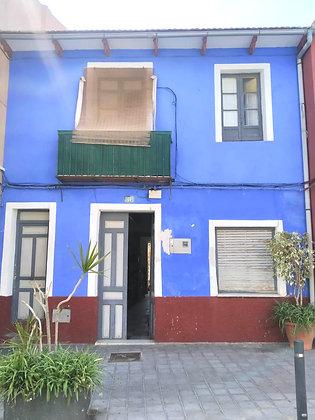 Casa dos plantas en Benimagrell