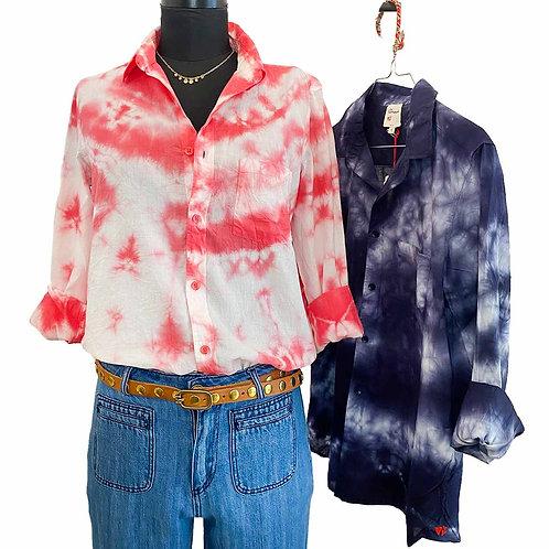 Camisa tie&dye