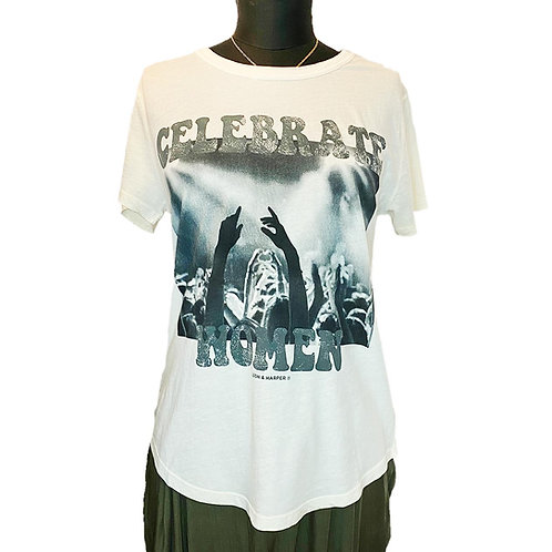 "T-shirt ""Celebrate"""