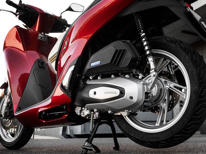 Revisión Honda Sh125