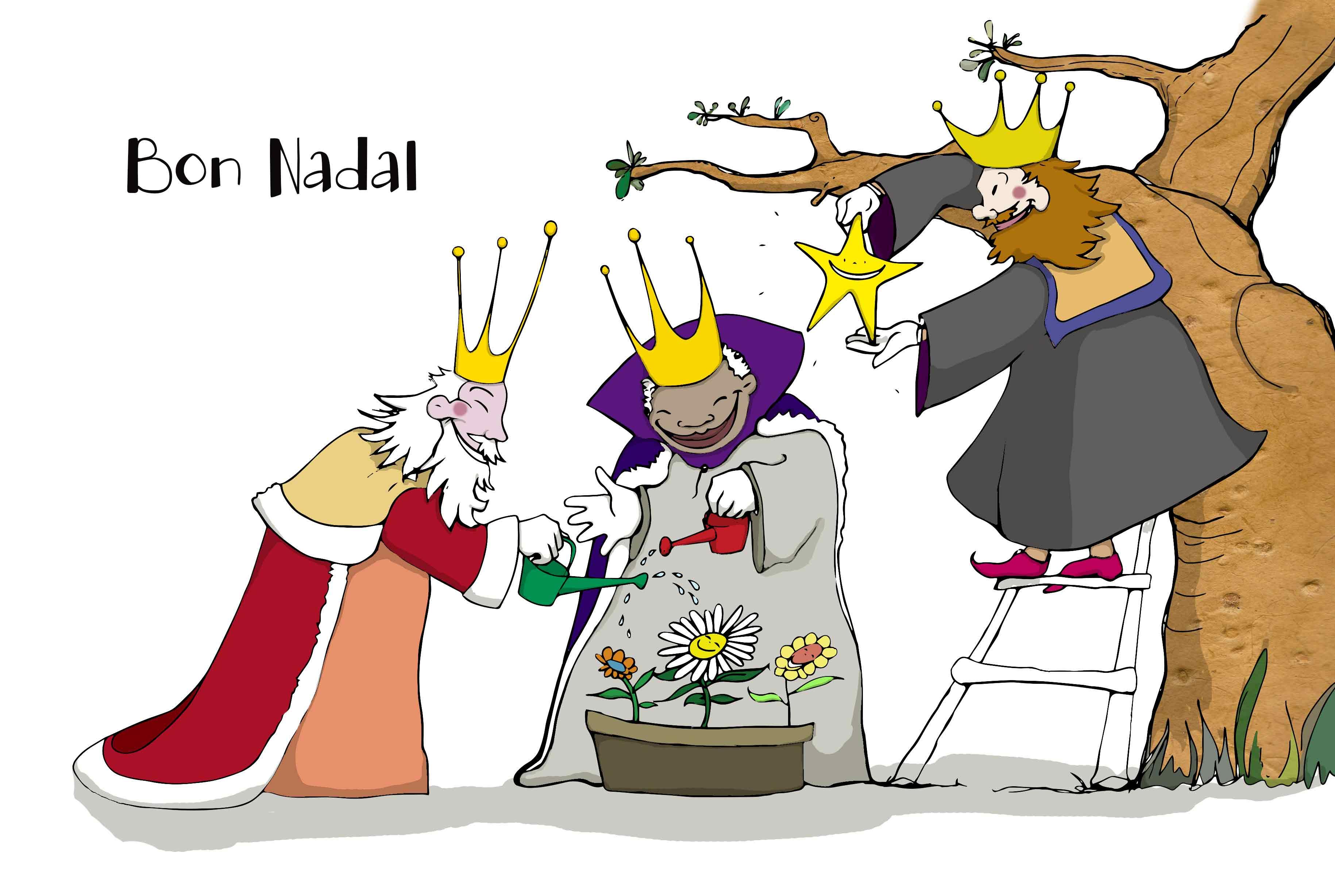 El break de los Reyes magos