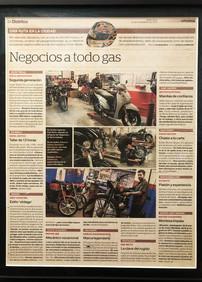 El Periódico, 2014