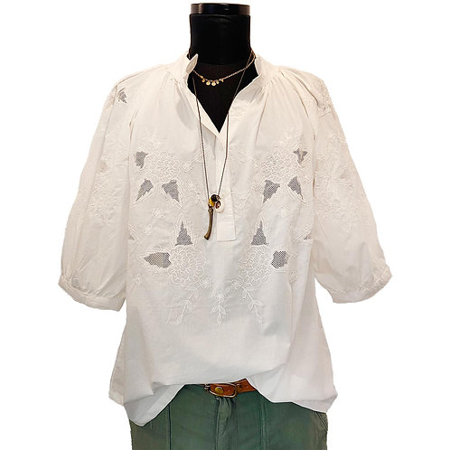 Camisa over-size