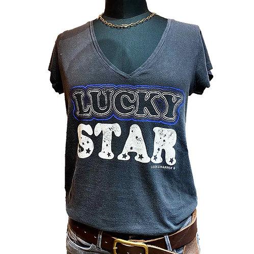 T-shirt lucky