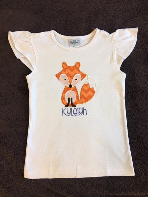 Fox Customized Childs Shirt