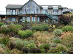 Complete landscape design