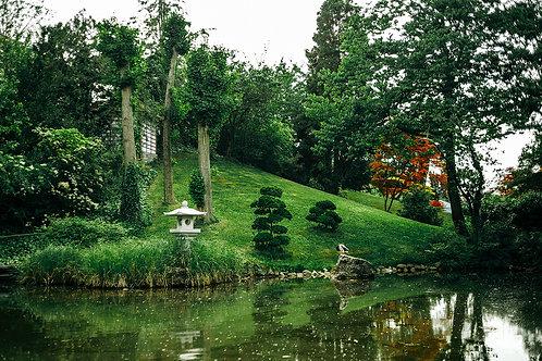 Japán kert