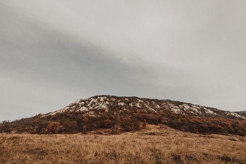 Kis hegy, Kesztölc mellett #2
