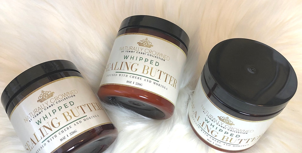 Whipped Sealing Butter