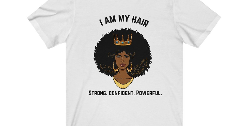 I AM MY HAIR - Relaxed Fit Tee