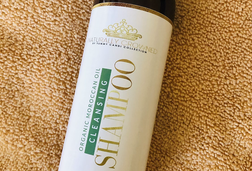 Mocorran Oil Cleansing Shampoo