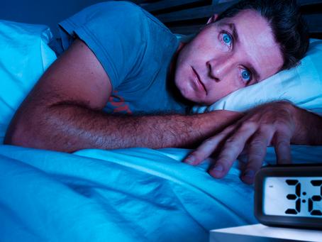 ¿Padeces de insomnio?
