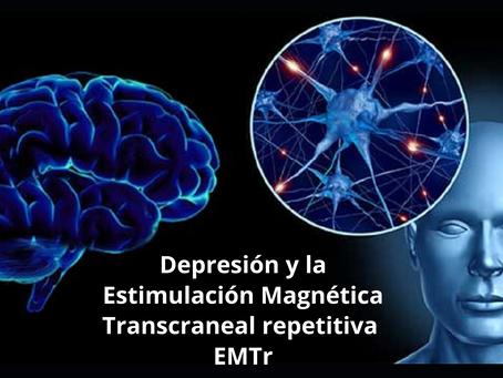 Depresión y la Estimulación Magnética Transcraneal repetitiva