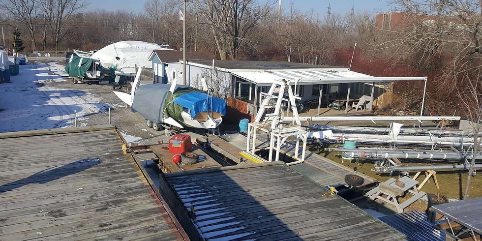 Docks In - April 25th