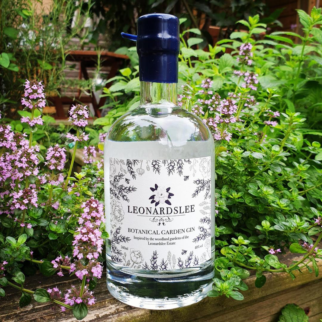 Leonardslee Botanical Garden Gin