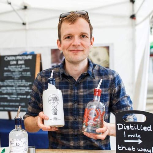 David at Horsham Market