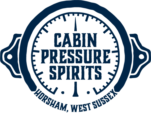 Cabin Pressure Spirits logo