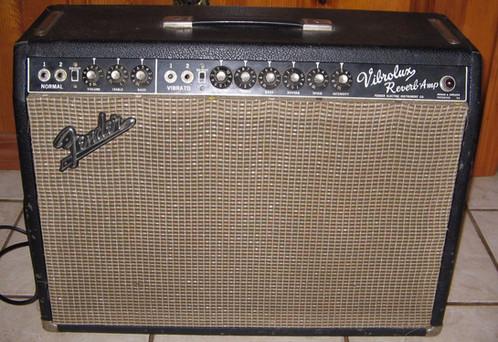 Vintage Fender Amplifiers