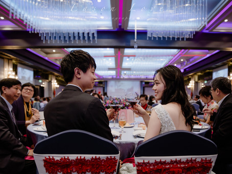 【婚禮紀錄】高雄福華大飯店福華廳-純晚宴