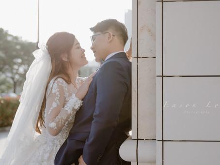 【婚禮紀錄】訂結儀式+林皇宮樂喜廳晚宴