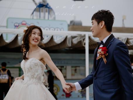 【婚禮紀錄】夢時代雅悅會館 - 純午宴