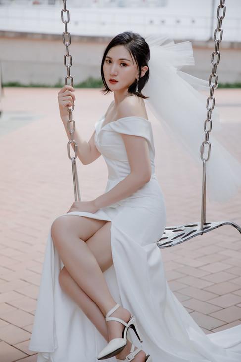 散步婚紗8