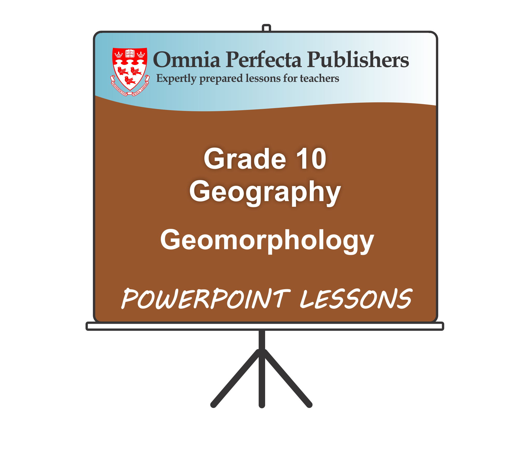 Geography Grade 10 Geomorphology