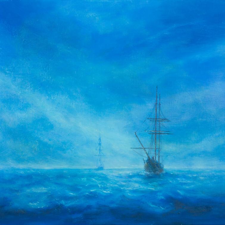 Deep Blue Sea SOLD
