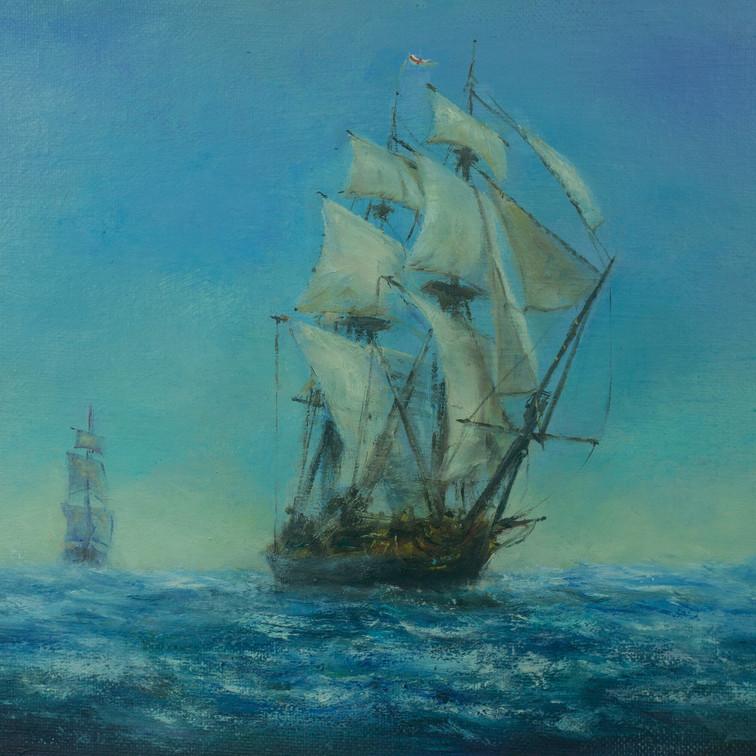 HMS Surprise SOLD