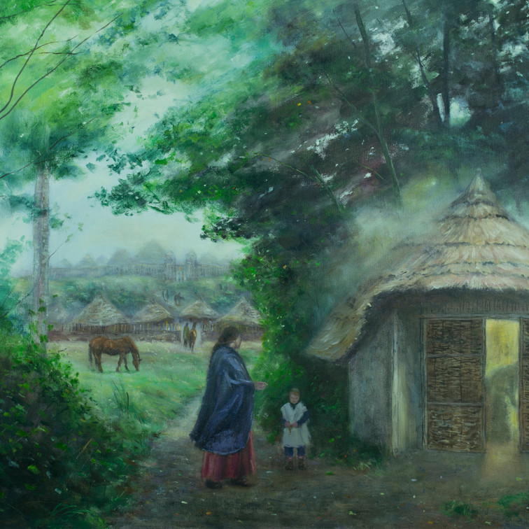 Celtic Roundhouse