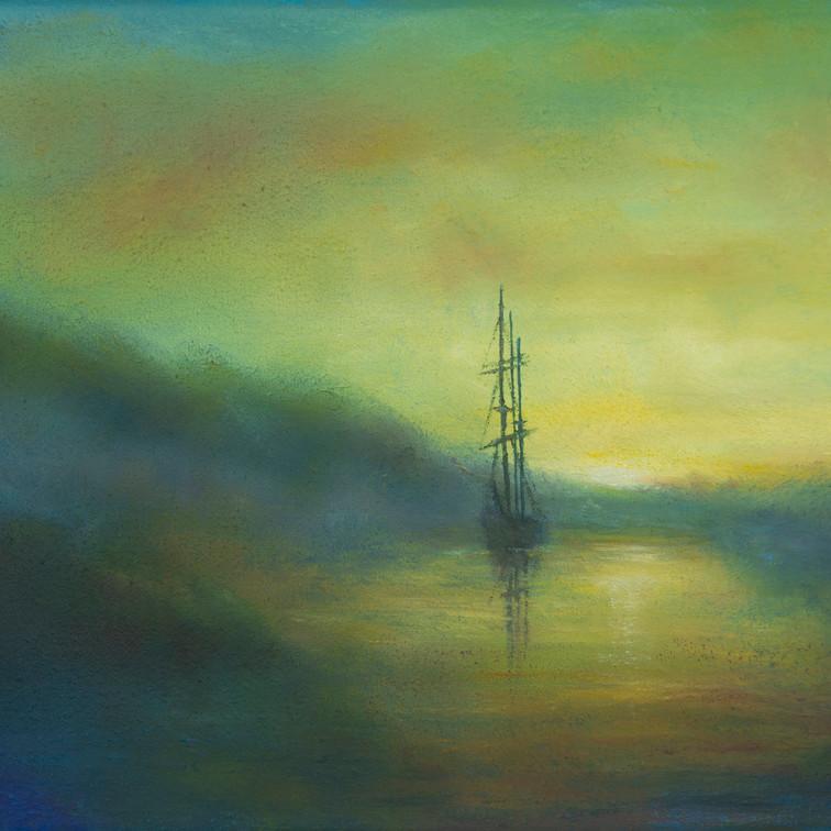 Sailing, Evening