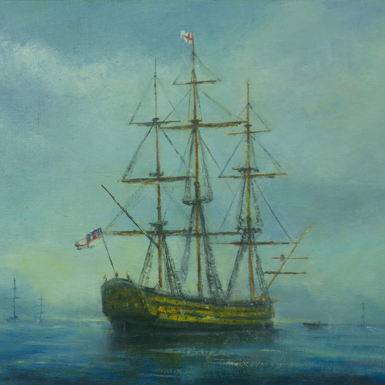 HMS Victory SOLD