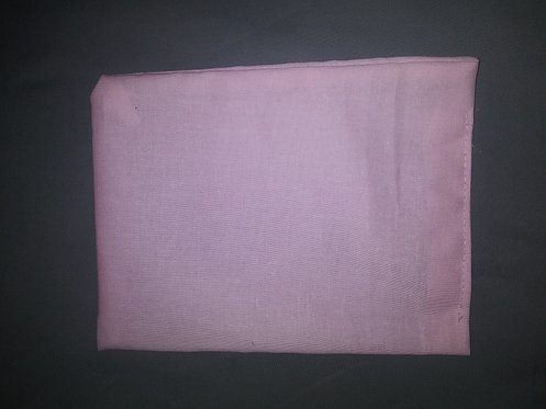 Soft Pink Face Mask
