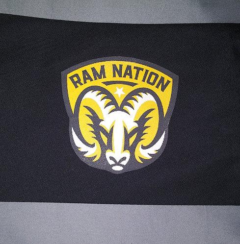 Rams Face Mask