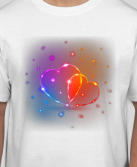 Bright Hearts T-Shirt