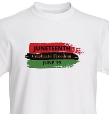 Celebrate Freedom Juneteenth T-Shirt