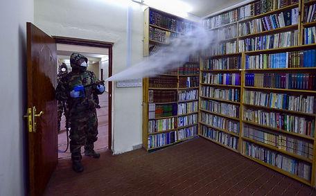 Middletons Incredible Disinfectant Fogging Service