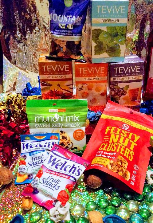 Sweets & Tea Gift Basket