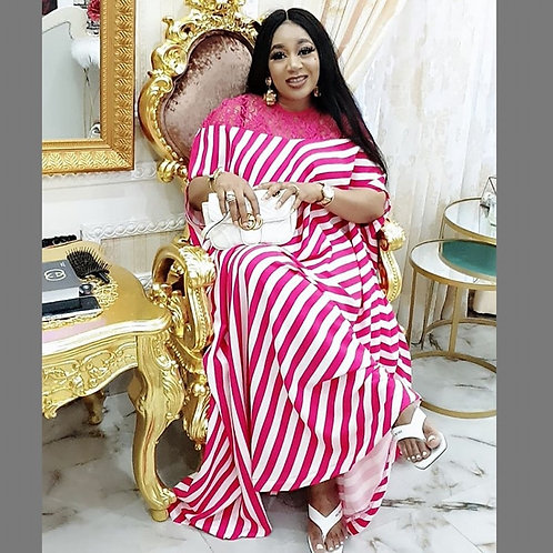 African Dashiki Summer Dress Fairy Dreams