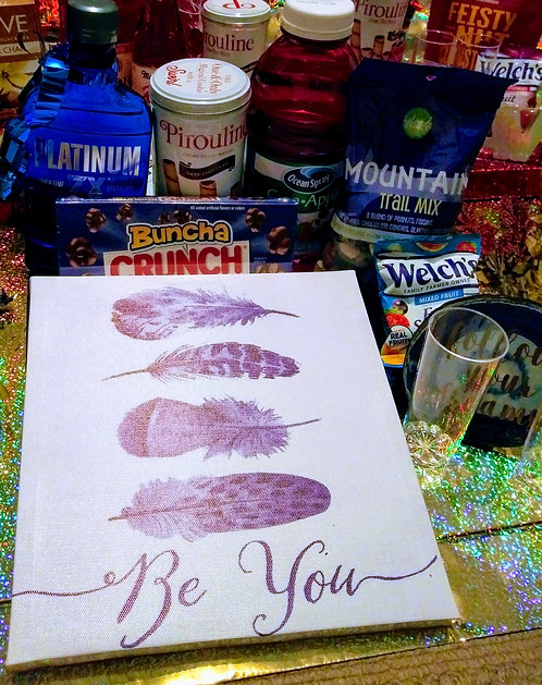 Be You Gift Basket