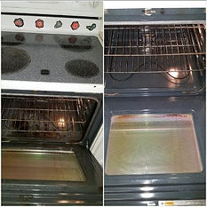 Oven Middletons Incredible cleaning Service